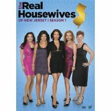 The Real Housewives of New Jersey: Season 1 (DVD, 2010, 3-Disc Set) - Like New