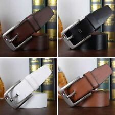 2017 New hot mens belts PU leather designer Quality Famous pin buckle Jeans belt