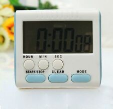 Magnetic LCD Digital Kitchen Cooking Timer Alarm Count Up Down
