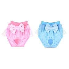 Pet Puppy Dog Diapers Sanitary Pants Cute Physiological Panty Underwear Short