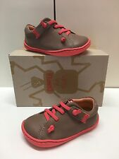 Camper Peu Cami Infants Casual shoes in Taupe / Pink ( 80212-056)