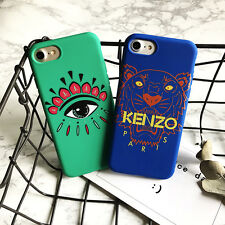 Phone Case Tiger KENZO Soft Phone Cover For Apple iPhone 6S 6S Plus  7 7Plus
