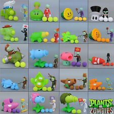 PLANTS vs. ZOMBIES PVZ Pea Shooter & Zombie Action Figure Set Kids Game Toy Gift