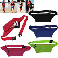 Outdoor Hiking Sport Quick Waistband Fanny Pack Camping Sport Hiking Zip Pouch