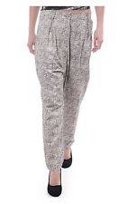 Women's Vivienne Westwood Anglomania New Brigadier Silk Low Crotch Trousers
