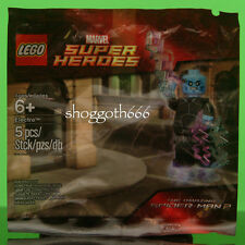LEGO MARVEL SUPER HEROES ELECTRO MINIFIG MINIFIGURE POLYBAG
