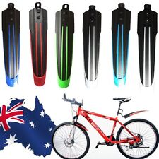 Bicycle Mountain Bike Front Rear Mudguard Set Tire Fender Durable LightWeight EB