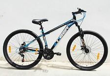 Tiger ACE MTB 2015 Model 21 Speed Mountain Bike Black/Blue RRP£399.99