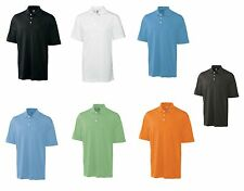 CUTTER & BUCK Mens Golf CB DryTec Elliott Bay Polo Shirt NWT pic size and collor
