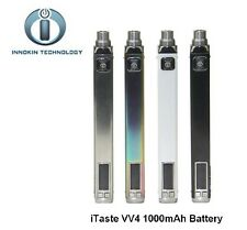 Innookin iTaste VV4 1000mAh Battery Variable Wattage sprayer e-vaporizer