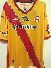 Prima Monarcas Morelia Official 2015 2016 Home Soccer Football Jersey 2XL