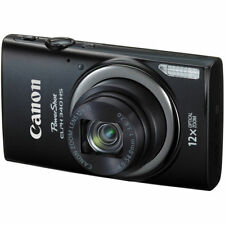 Canon PowerShot ELPH 340 HS / IXUS 265 HS 16.0MP Digital Camera - Black
