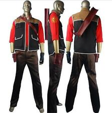 Team Fortress 2 Sniper Shooter Red Outfit For Adult cosplay costume CUSTOM MADE