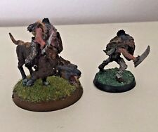 Games Workshop Lord of the Rings Sharku (Mounted and on Foot) OOP