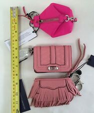 NWT Rebecca Minkoff Love Finn Julian Lexi Lottie Betty Card Coin Purse Key Fob