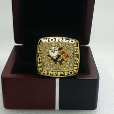 1993 Toronto Blue Jays World Series Championship Ring 11Size Solid Alloy