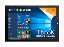 """10.1"""" Teclast Tbook 10S (4GB+64GB) Windows 10 , Android 5.1 Dual OS Tablet PC US"""