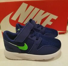 NEW NIKE KAISHI TODDLER BOYS BLUE SNEAKERS SHOES STYLE #705491 2-9