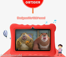 GBtiger L701 7.0'' Android 4.4 Kids Tablet PC Quad Core 1.3GHz 512MB+8GB WiFi