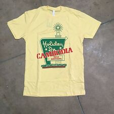 Dead Kennedys Holiday In Cambodia Shirt Punk Black Flag Jello Biafra