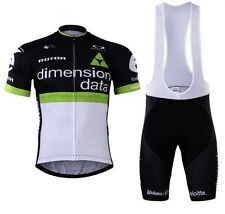 Team Dimension Data 2017 Design Cycling Jersey and Bib Shorts Set (UK SELLER)