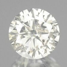 0.41ct 4.7mm FULL FIRE ROUND WHITE I COLOR NATURAL LOOSE DIAMONDS FREE SHIPPING