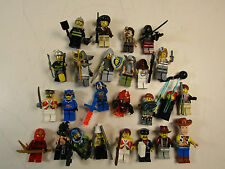 Lot of 25 Random Lego Minifigures And Accessories Starwars Toy Story More