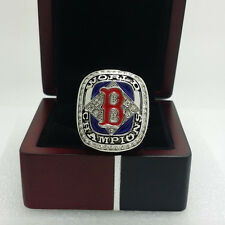 2004 Boston Red Sox World Series Championship Ring 11Size Solid Back