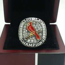 2011 St Louis Cardinals World Series Championship Ring 11Size Solid Alloy