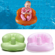Baby Inflatable Portable Multifunctional Cushion Seat Built-in Air Pump Chair