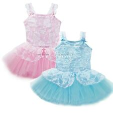 New Baby Kids Girls Lace Tutu Skirt Ballet Dance Dress Party Princess Ballerina
