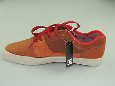 DC Men's Reset Trainers Skater Shoes Skateboard Size 40,5-42,5 Leather BOXED