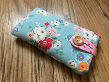 * iPhone 6s / 6s Plus Fabric Padded Case Made With Cath Kidston Clifton Rose *