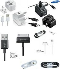 SAMSUNG 2A MAINS CHARGER PLUG FOR SAMSUNG GALAXY / NOTE USB MICRO DATA CABLE