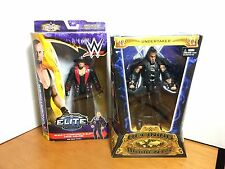 Undertaker WWE Action Figure Elite Collection WrestleMania Defining Moments