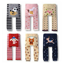 Baby Toddler PP Pants Warm Lovely Pattern Legging Boy Girls Trousers Abundant
