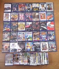 PlayStation 2 (PS2) Retro Games Collection Region UK PAL - Make your SELECTION