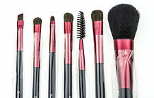 Cerro Qreen Professional PE Box Makeup Brush Set Make Up Pinsel Set 7x Stück