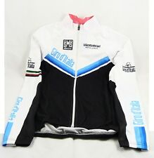 Santini Team Maglia GIRO D'ITALIA 2014 Long Sleeve Cycling Jersey Various Sizes