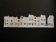 8 Tattered Lace die cuts  TOWN