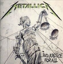 ...And Justice for All by Metallica (CD, Blackened Records Mega force (Label))