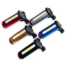 USB Rechargeable Bicycle Bike Tail Rear Light Cycling LED Light Lamp 7 Modes