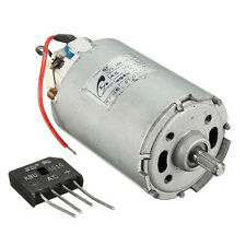 AC220V Rectifier DC Motor 10000RPM 300W Permanent Magnet Motor High-Speed New