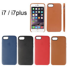 Ultra-Thin Genuine Silicone Soft Case Cover For Apple iPhone 7 7Plus