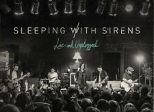 SLEEPING WITH SIRENS POSTER A - VARIOUS SIZES + FREE A3 SURPRISE POSTER SWS