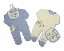 Nursery Time Baby All In One With Bib