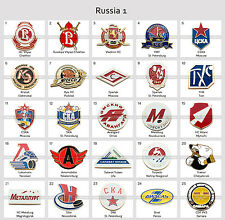 Ice Hockey Pin Badge Russia KHL VLH MHL All Russian Clubs PART 1