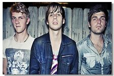 Poster Silk Foster The People Band Group Room Club Art Wall Cloth Print 209
