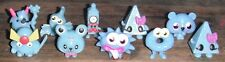 MOSHI MONSTERS FIGURES HALLOWEEN GLOW IN THE DARK RARES BLUE PICK YOUR OWN