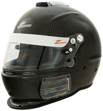ZAMP- RZ-44CE Carbon Fiber FIA 8859-2015 / Snell SA2015 Rated Auto Racing Helmet